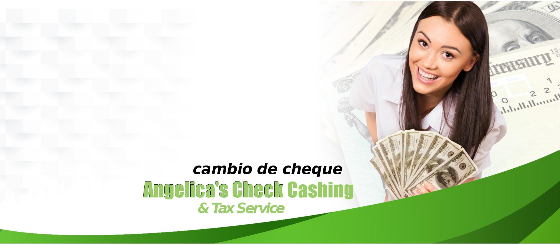 Angelica' Check Cashing